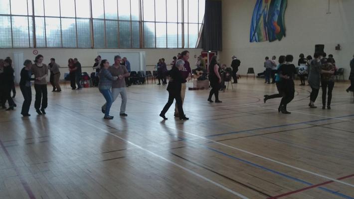 apprentissage de danses des Flandres